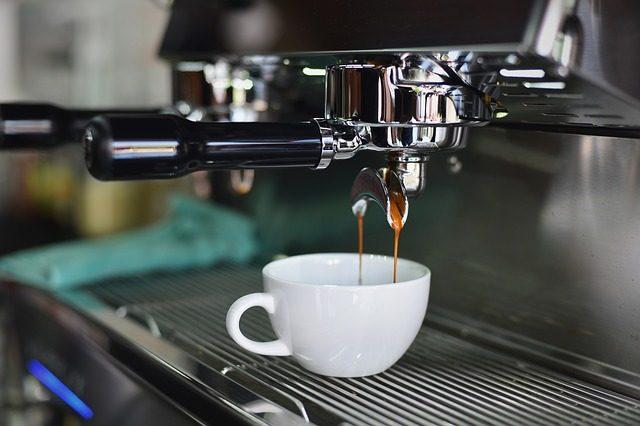 Кофемашина - подарок на кухню