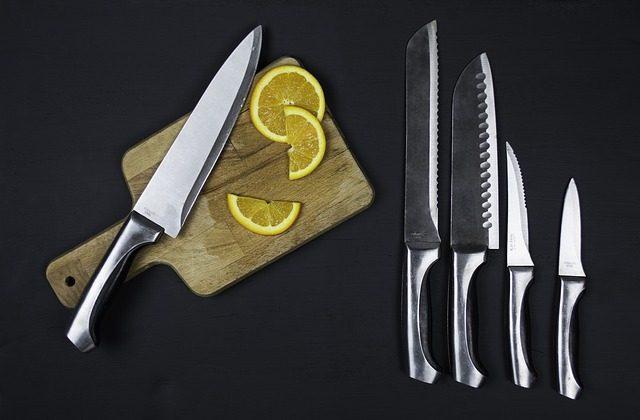 Поварской нож - подарок на кухню