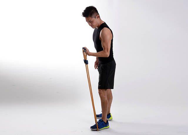 Фитнес-резинка - идеи подарков спортсмену