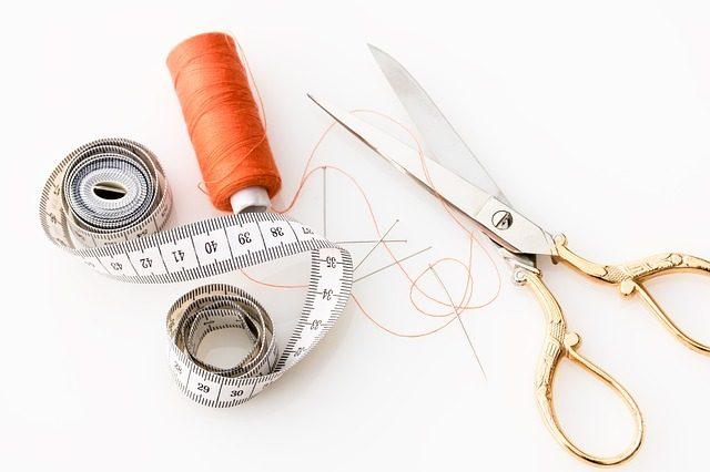 Ножницы - подарок швее-портнихе