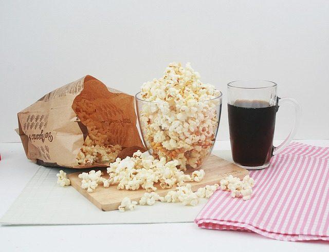 Домашняя попкорница - подарок киноману