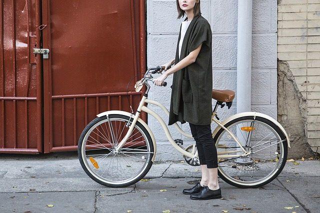 Велосипед - подарок теще