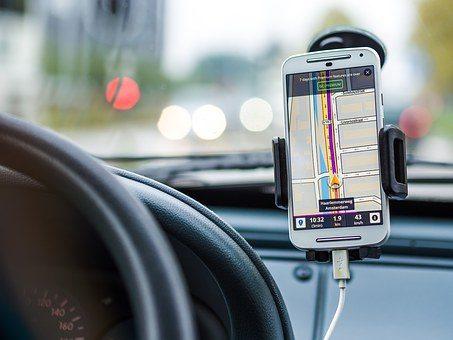 Навигатор - подарок женщине автомобилисту