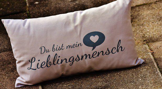 Подушка - подарок мужу