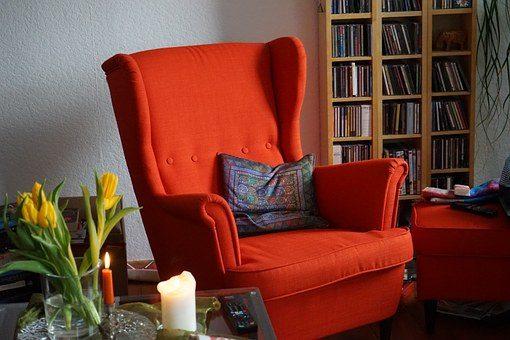 Кресло - подарок книголюбу