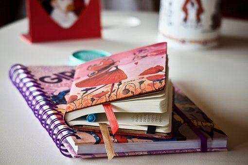 Записная книжка - подарки подруге