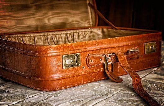 Кожаный чемодан - 9 подарков на разные годовщины свадьбы