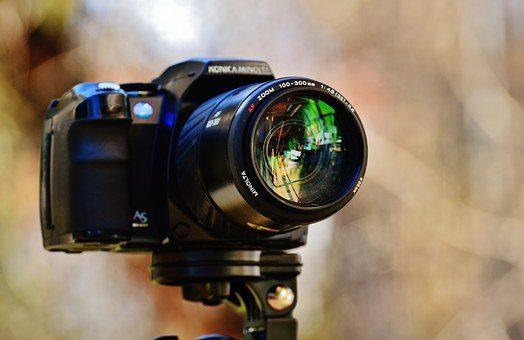 Фотоаппарат - 10 подарков риэлтору