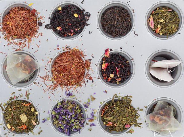 Чайное ассорти - идеи подарков для руководителя