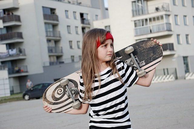 Скейтборд - что подарить подростку