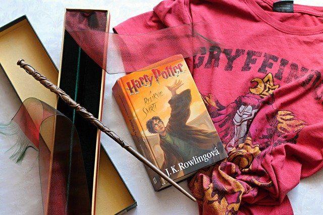 Что подарить фанату Гарри Поттера - рекомендация подарка