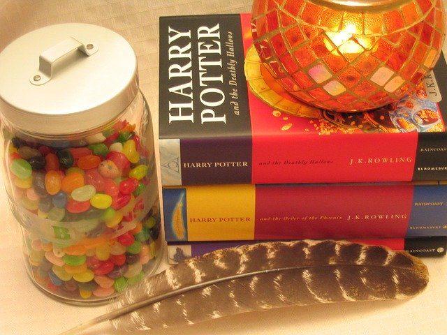 Конфетки «Берти Боттс» - Что подарить фанату Гарри Поттера