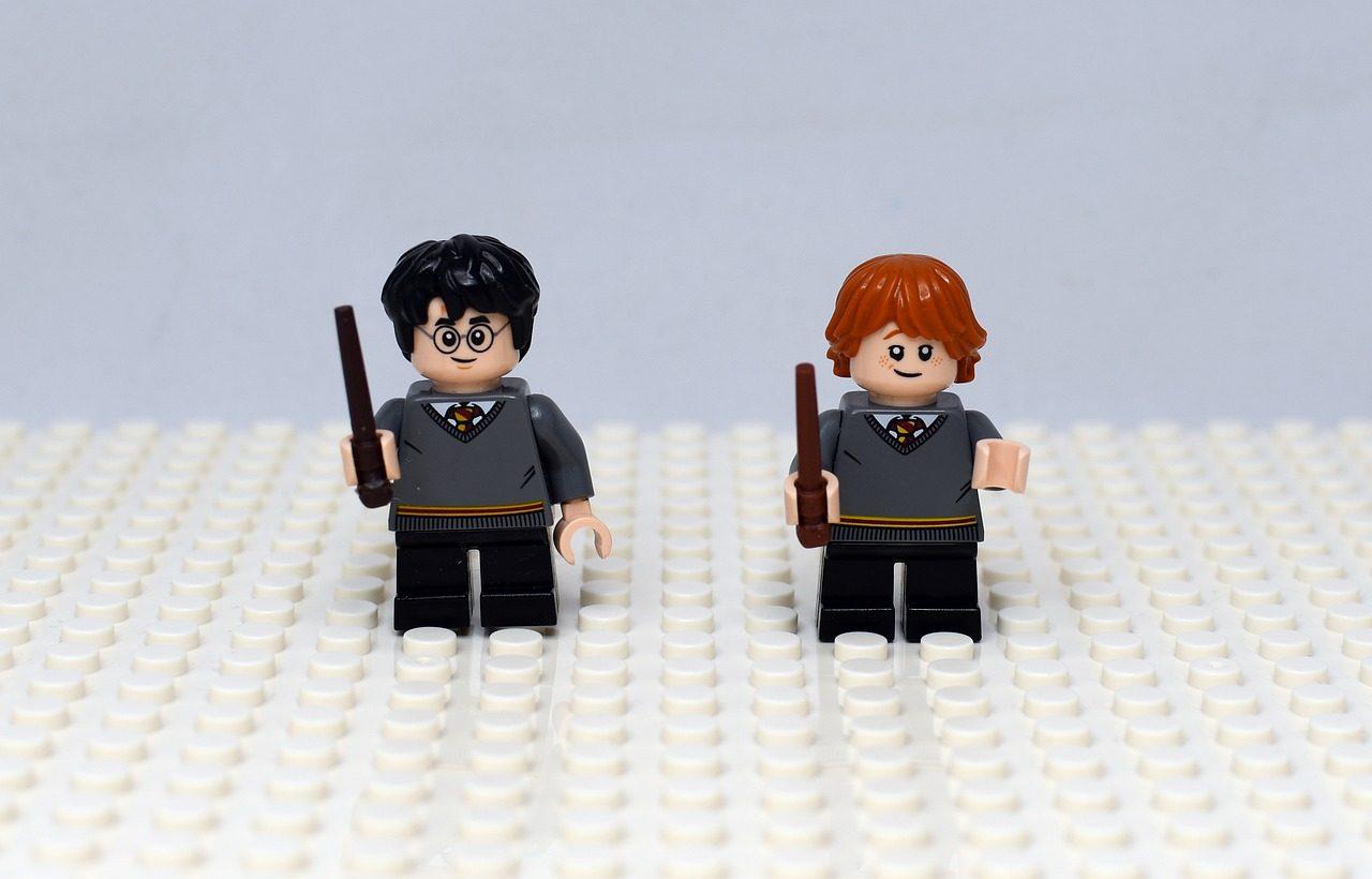 Игры «Harry Potter Lego» - Что подарить фанату Гарри Поттера