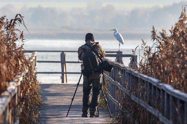 Разгрузка для фотографа - Что подарить фотографу