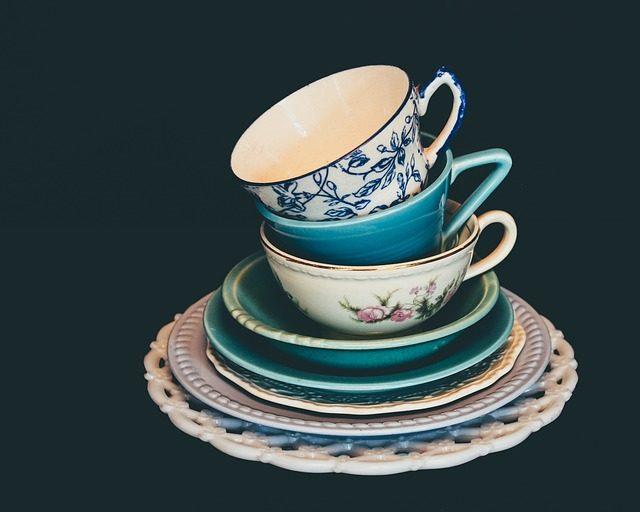 Фарфоровая чашка - Подарки и сувениры из Вены
