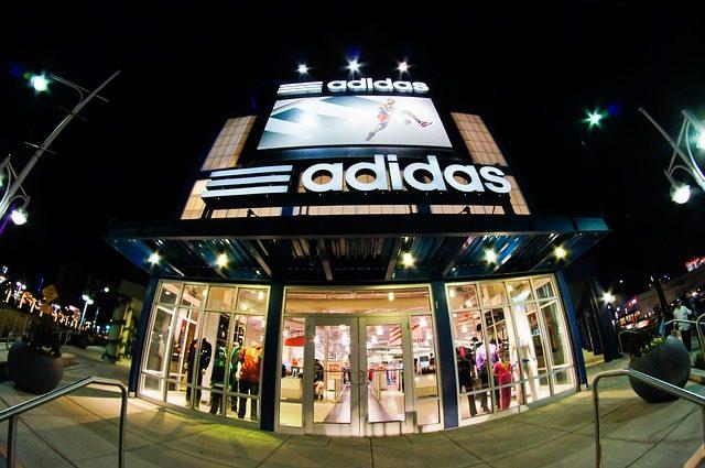 Adidas - Что привезти из Берлина