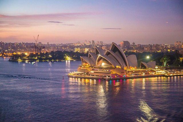 Австралия -  Съедобные сувениры из разных стран мира