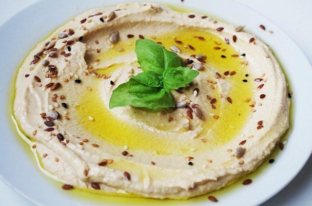 Хумус - сувениры из Израиля
