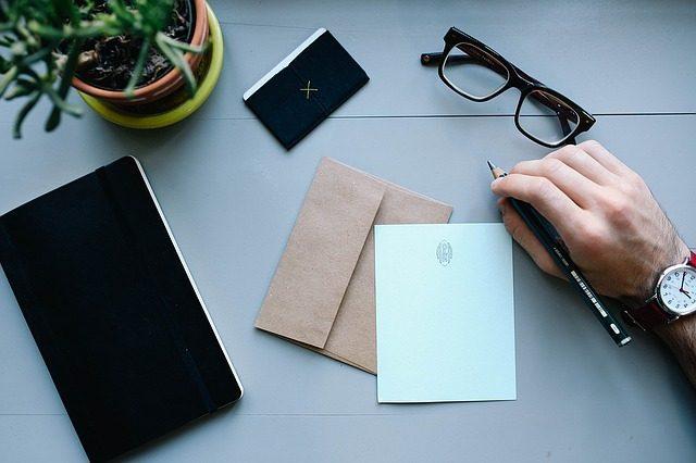 Письмо по почте- 11 креативных подаркова