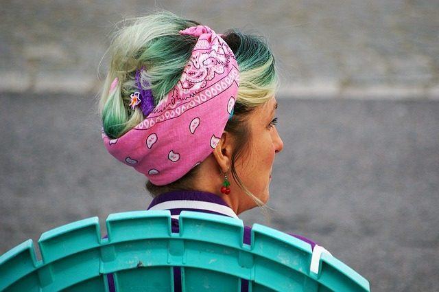 Повязка или украшение для волос- 16 подарков до 200 рублей