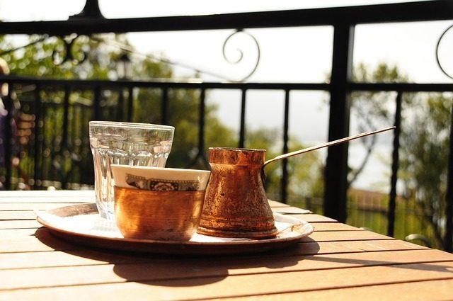 Медная турка - 12 подарков кофеману