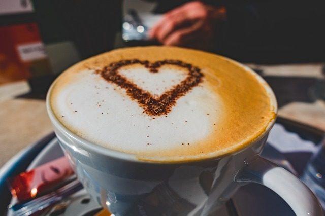 Трафарет - 12 подарков кофеману