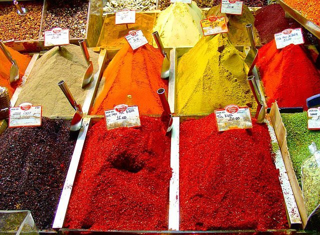 Красный перец и другие специи - 11 подарков из Турции