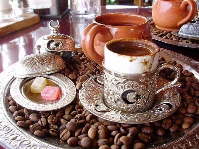 Турецкий кофе - 11 подарков из Турции
