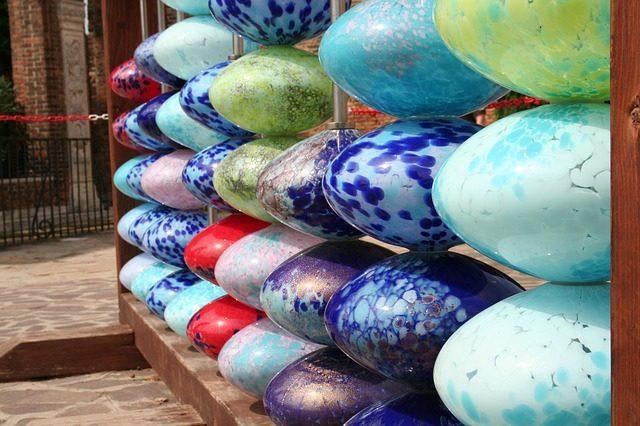 Изделия из муранского (венецианского) стекла - 7 подарков из Италии