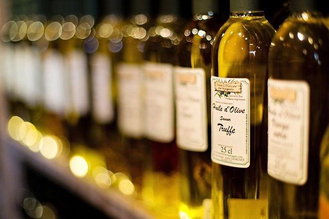 Масло оливковое - 7 подарков из Италии