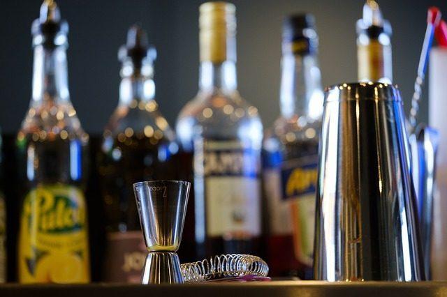 Миниатюрный мерный стаканчик (Джиггер)  - 8 подарков бармену