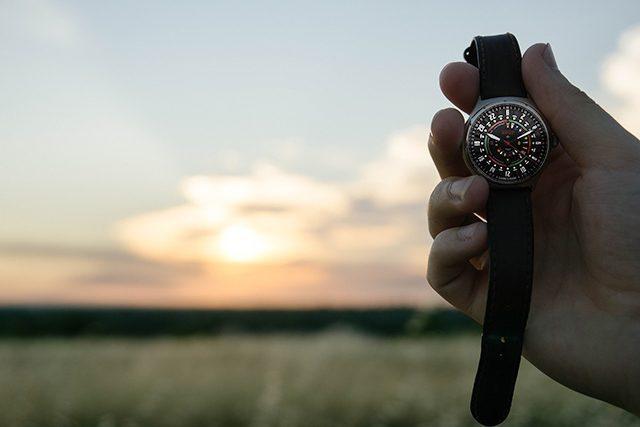 Часы «Ракета»  - что привезти из Санкт-Петербурга
