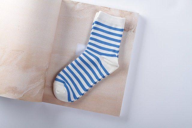 Носки с корюшкой  - что привезти из Санкт-Петербурга
