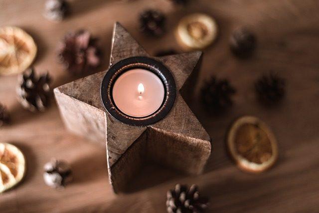Ароматические свечи - 10 ароматных подарков