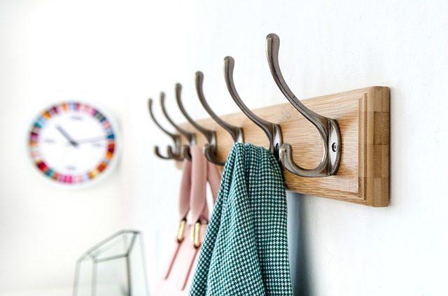 Декоративные крючки для полотенец - 12 подарков для ванной комнаты