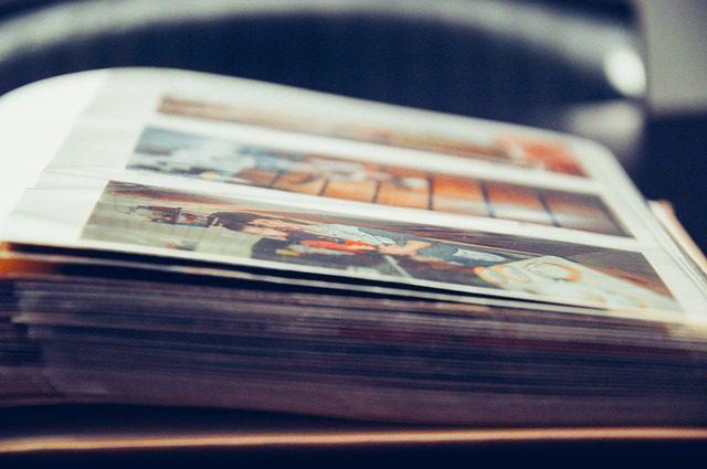 Фотоальбом - 10 подарков из натуральной кожи
