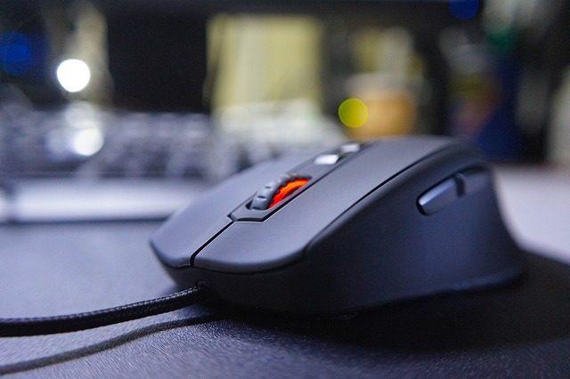 Компьютерная мышь - что подарить игроману