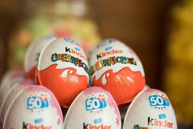 Шоколадное яйцо - 11 сладких подарков на все случаи жизни