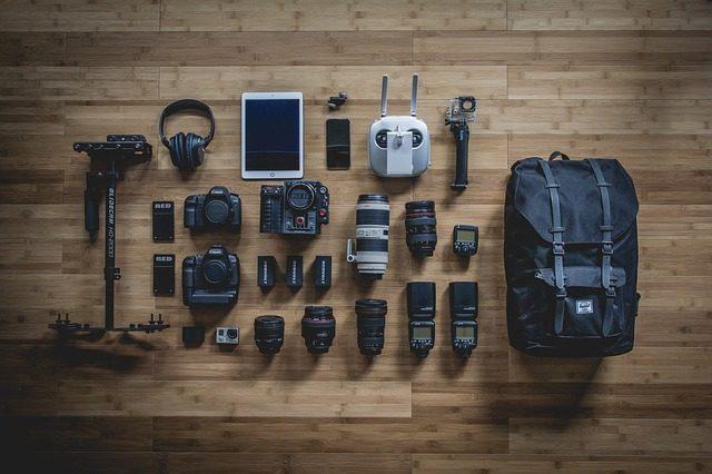 Камера с фотобоксом - что подарить ювелиру