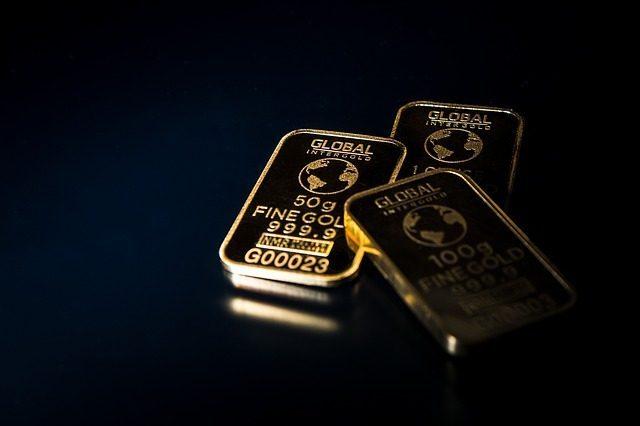 Золотой слиток - что подарить ювелиру