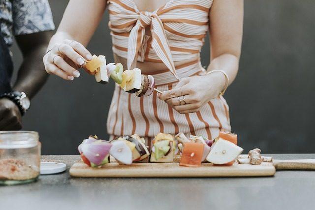 Устроить пикник - подарок вегетарианцу или вегану