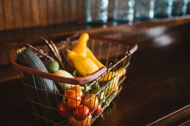 Набор органических продуктов - подарок вегетарианцу или вегану