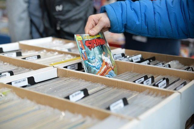 Коллекционное издание - подарок любителю комиксов