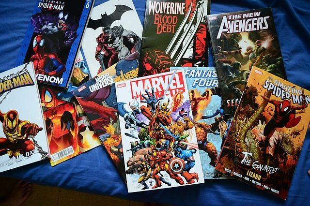 Что подарить фанату комиксов - рекомендация подарка