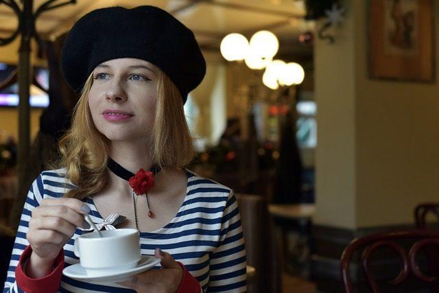 Берет или шляпа - Что привезти из Франции