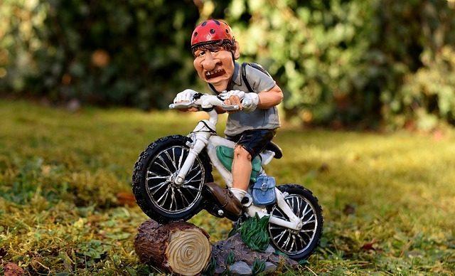 Фигурки велосипеда - что подарить велосипедисту