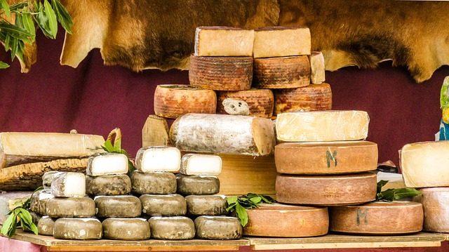Сыр - Что привезти из Грузии