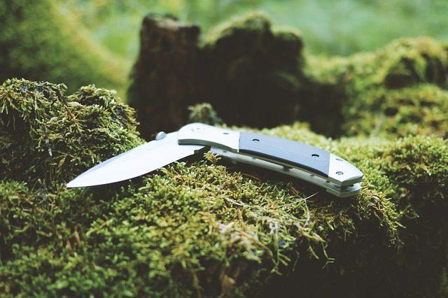 Нож - Что подарить туристу