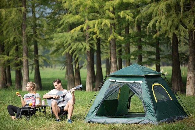 Палатка - Что подарить туристу