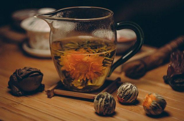Цветущий чай - Что подарить к чаю